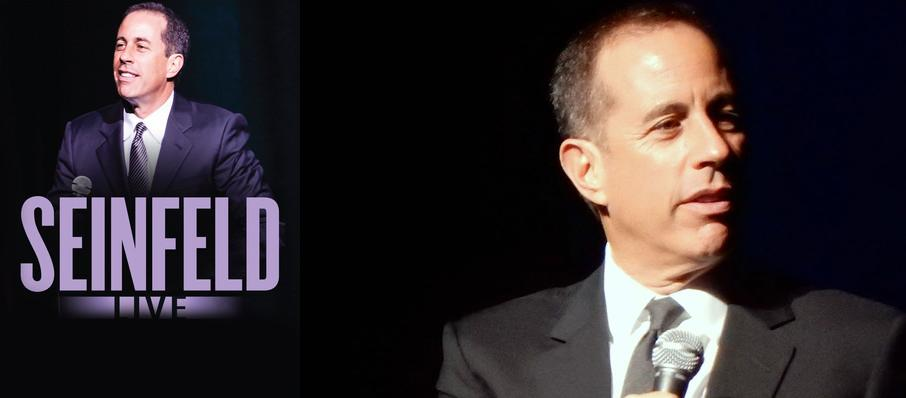 Jerry Seinfeld at Louisville Palace