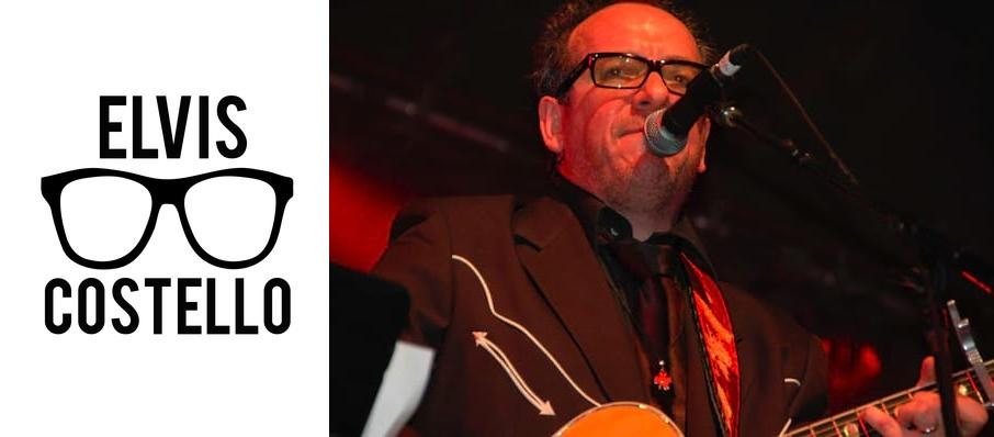 Elvis Costello at Louisville Palace