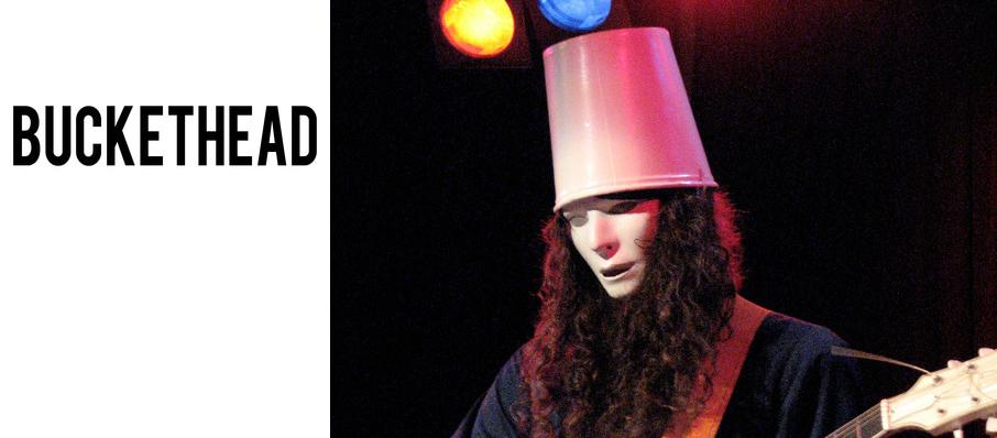 Buckethead at Mercury Ballroom