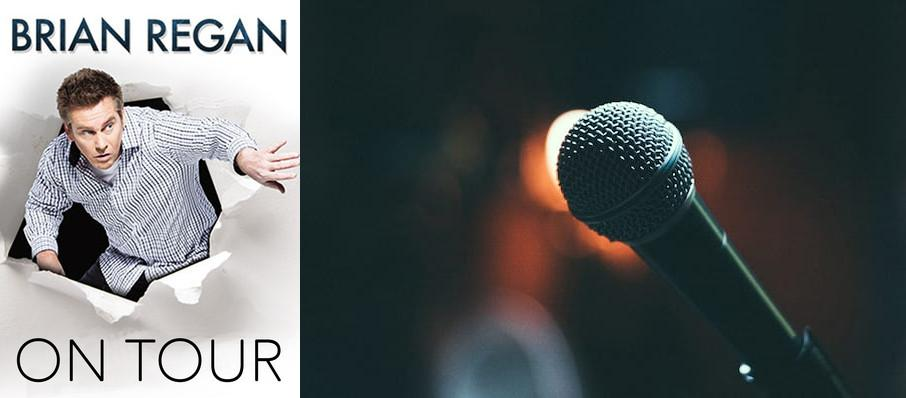 Brian Regan at Louisville Palace