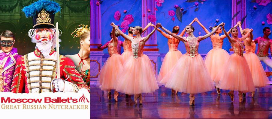 Moscow Ballet's Great Russian Nutcracker at Louisville Memorial Auditorium