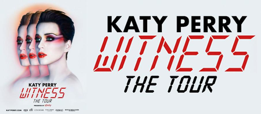 Katy Perry at KFC Yum Center