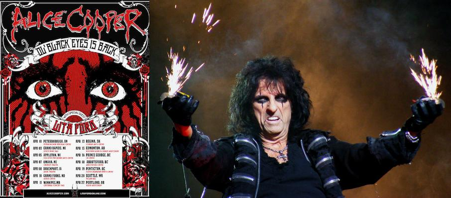 Alice Cooper at Louisville Palace