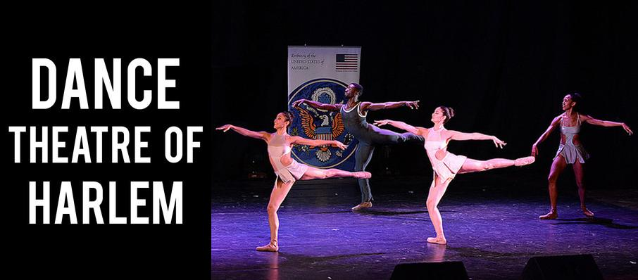 Dance Theatre of Harlem at Whitney Hall