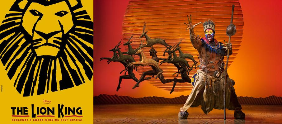 The Lion King at Whitney Hall