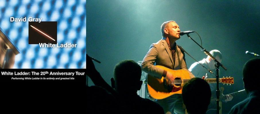 David Gray at Louisville Palace