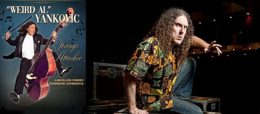 Weird Al Yankovic at Brown Theatre