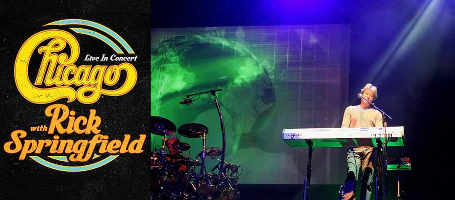 Chicago - The Band at Louisville Palace