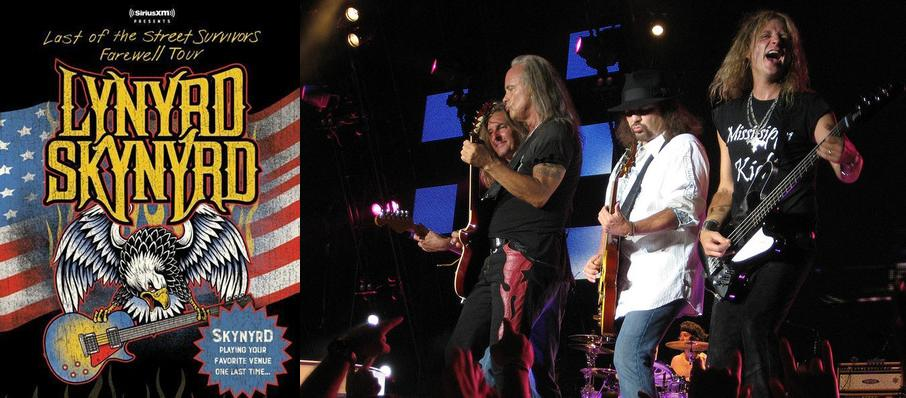 Lynyrd Skynyrd at KFC Yum Center