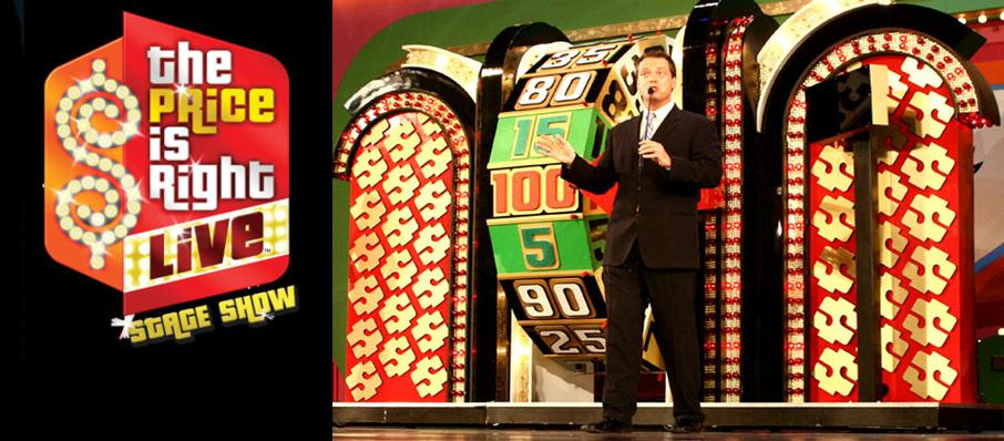 The Price Is Right - Live Stage Show at Louisville Palace