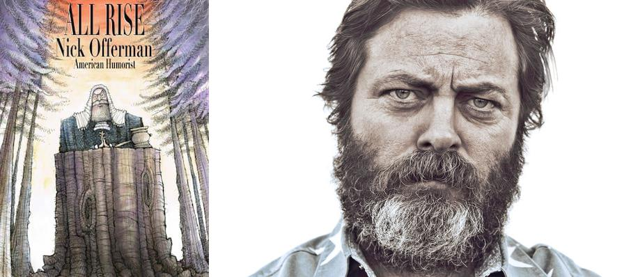 Nick Offerman at Louisville Palace