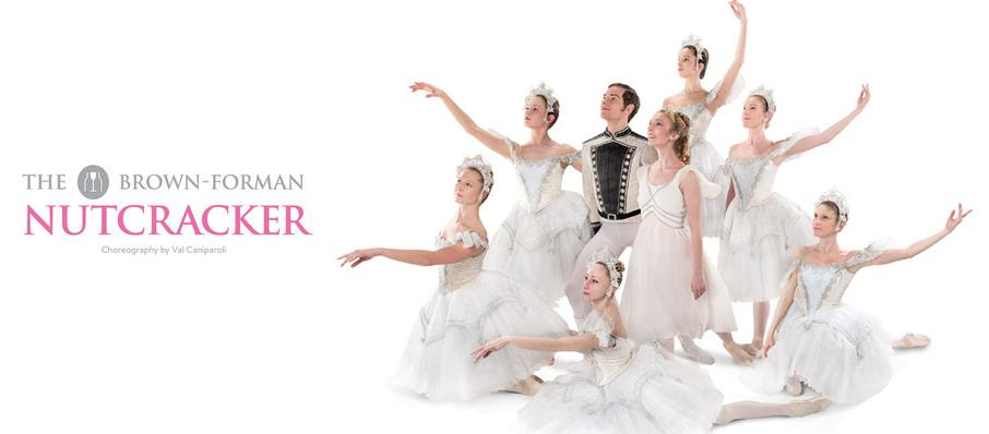 Louisville Ballet - The Brown-Forman Nutcracker at Whitney Hall