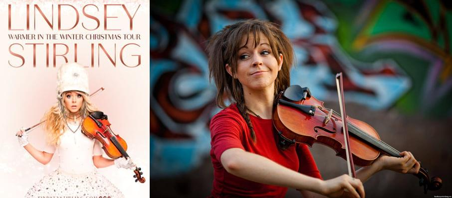 Lindsey Stirling at Iroquois Amphitheater