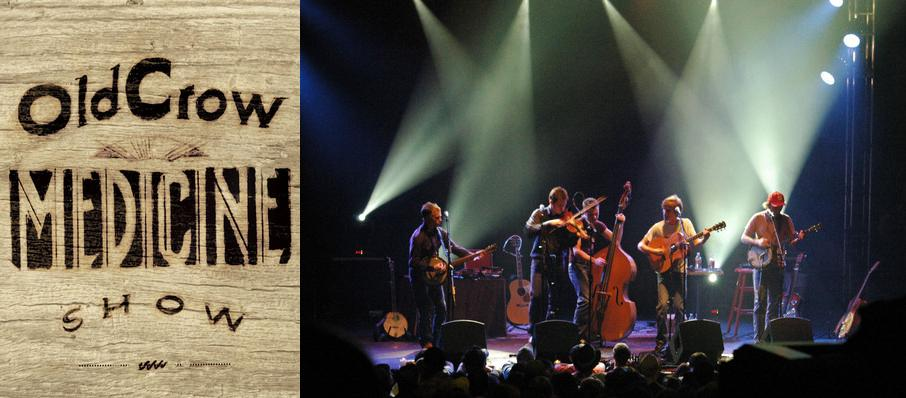 Old Crow Medicine Show at Louisville Palace