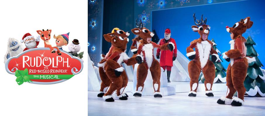 Rudolph the Red-Nosed Reindeer at Brown Theatre