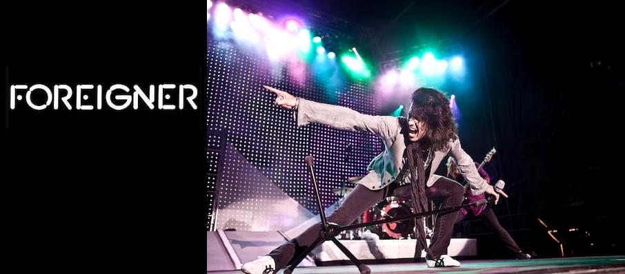 Foreigner at Louisville Palace