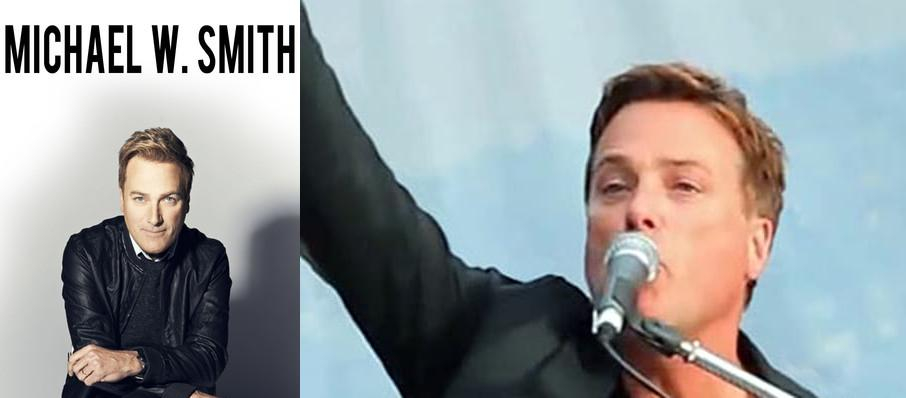 Michael W. Smith at Brown Theatre