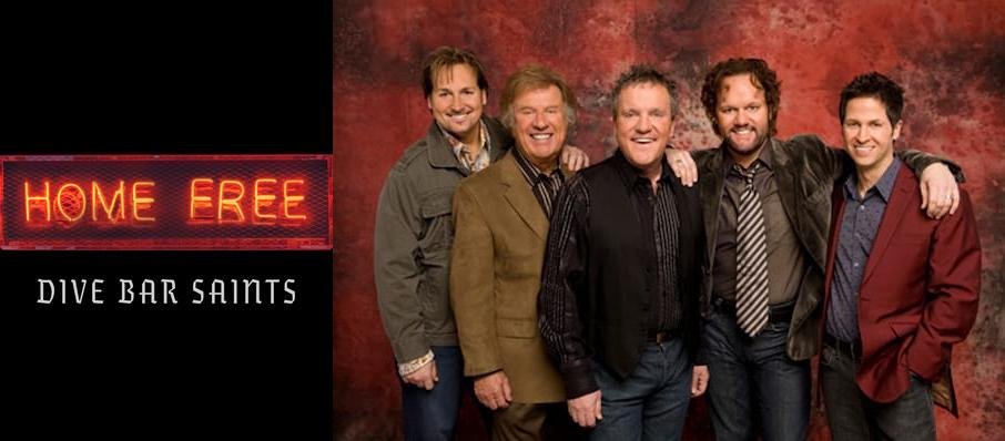 Home Free Vocal Band at Brown Theatre