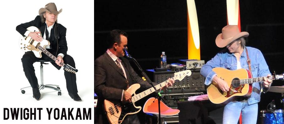 Dwight Yoakam at Iroquois Amphitheater
