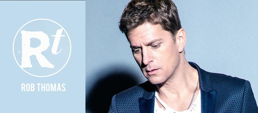 Rob Thomas at Louisville Palace