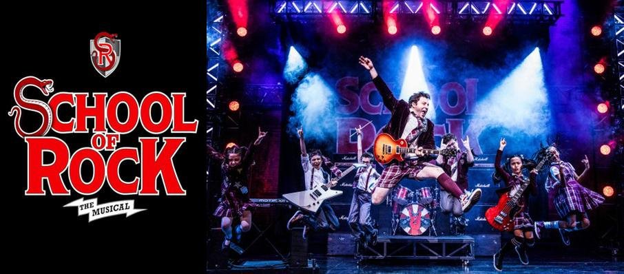 School of Rock at Whitney Hall