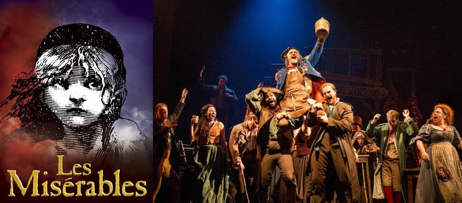 Les Miserables at Whitney Hall