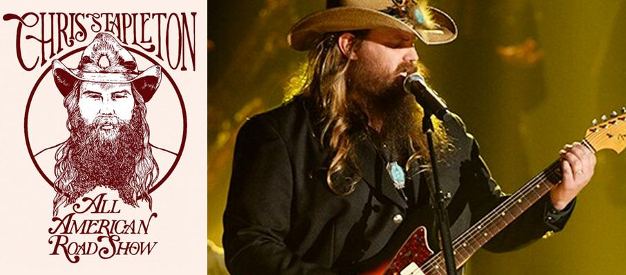Chris Stapleton at KFC Yum Center