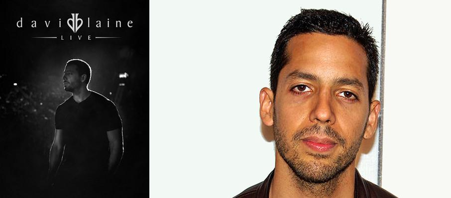 David Blaine at Louisville Palace