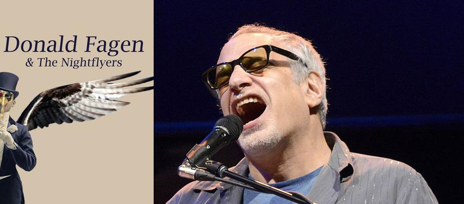 Donald Fagen at Louisville Palace