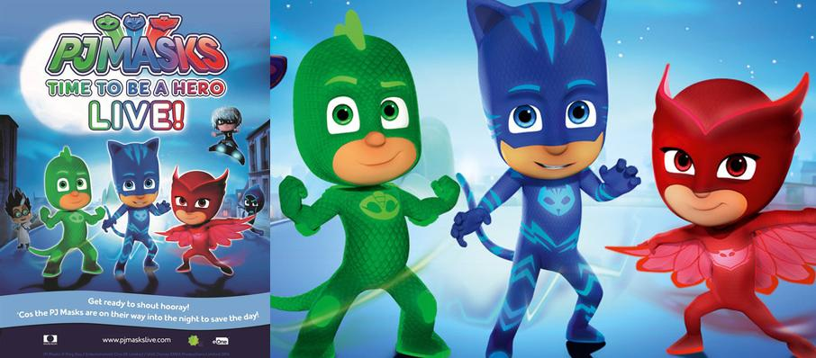 PJ Masks Live! Time To Be A Hero at Louisville Palace