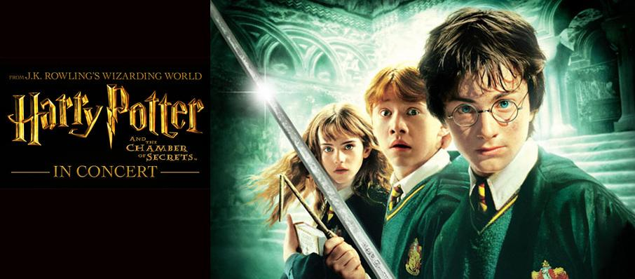 Film Concert Series - Harry Potter and The Chamber of Secrets at Whitney Hall