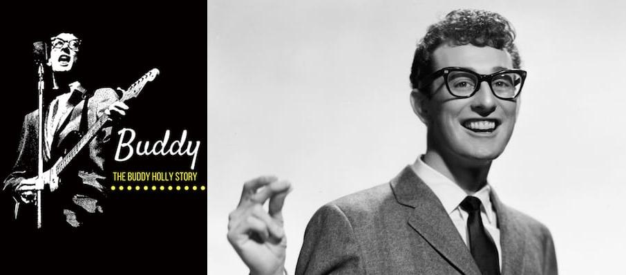 The Buddy Holly Story at Brown Theatre