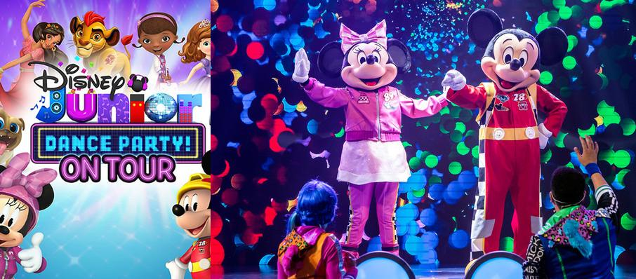Disney Junior Live: Dance Party at Louisville Palace