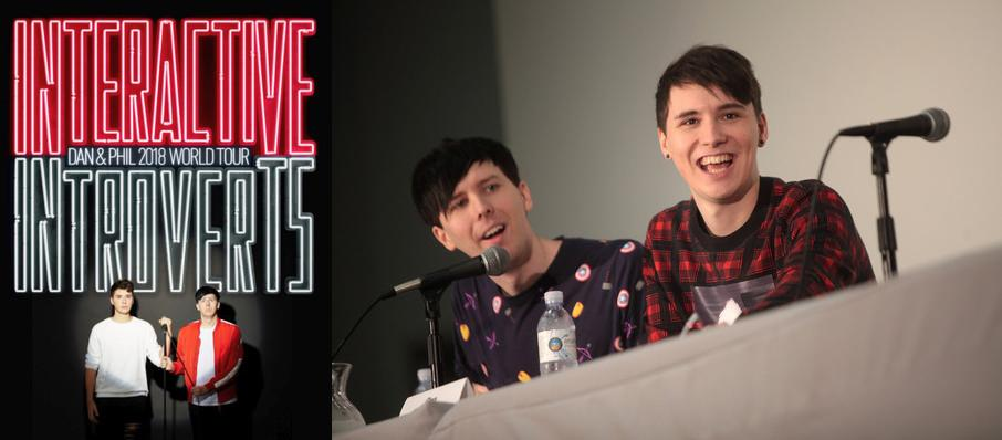 Dan and Phil at Whitney Hall