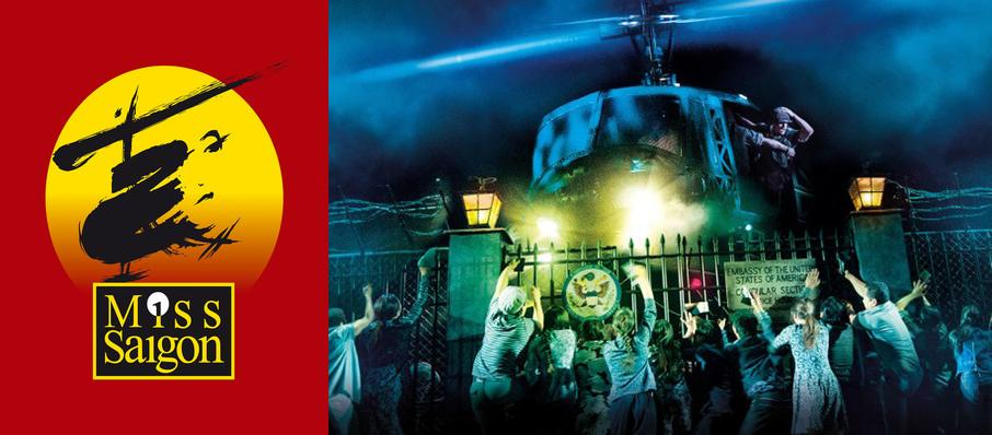 Miss Saigon at Whitney Hall