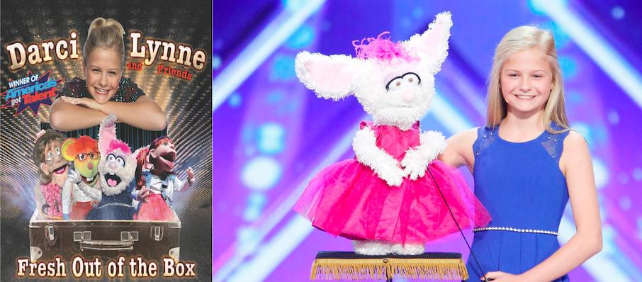 Darci Lynne at Louisville Palace