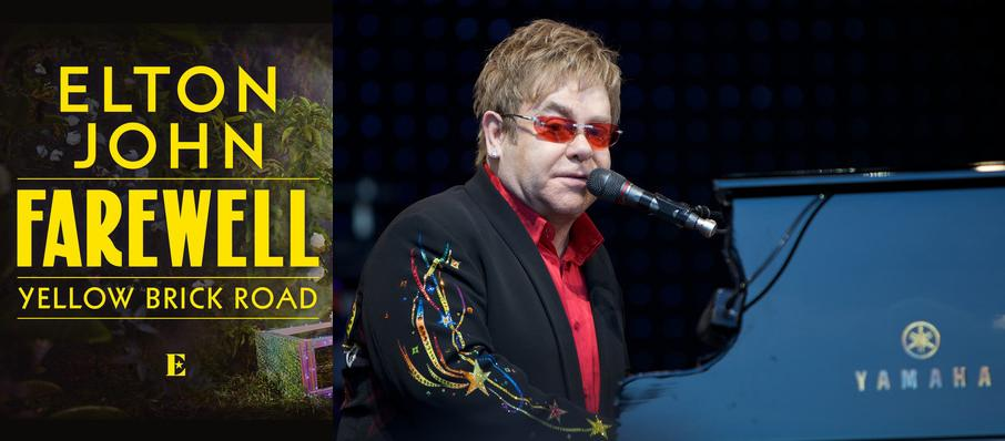 Elton John at KFC Yum Center