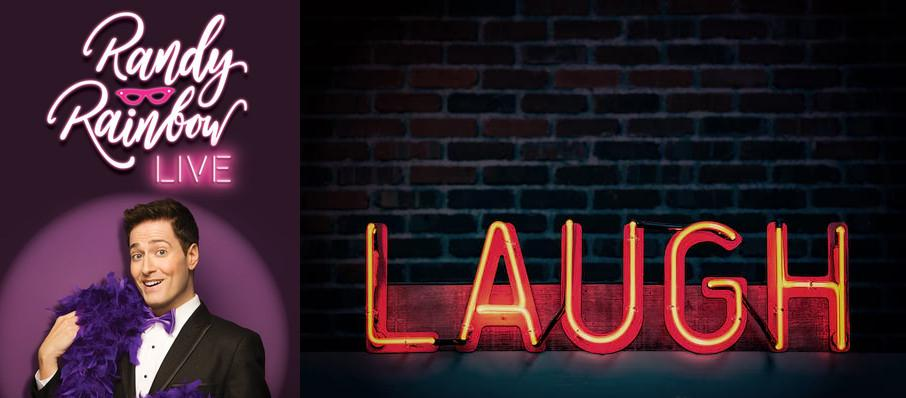 Randy Rainbow Live at Brown Theatre
