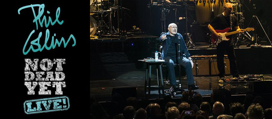 Phil Collins at KFC Yum Center