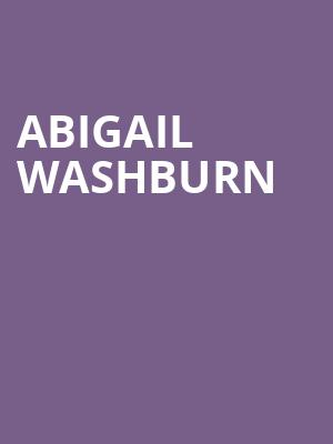 Abigail Washburn at Bomhard Theatre