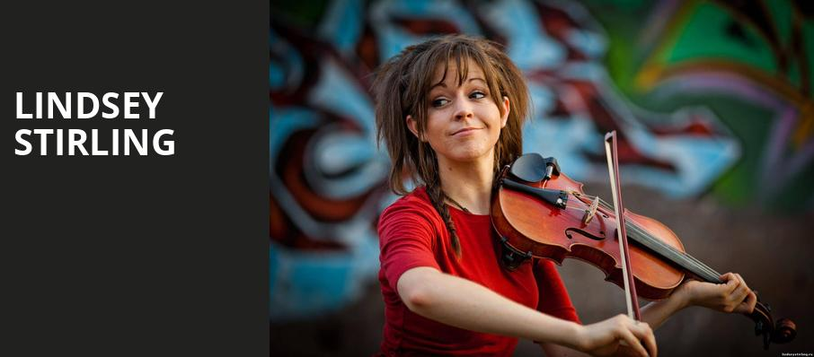 Lindsey Stirling, Iroquois Amphitheater, Louisville