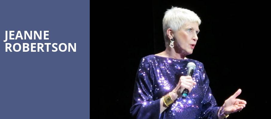 Jeanne Robertson, Brown Theatre, Louisville