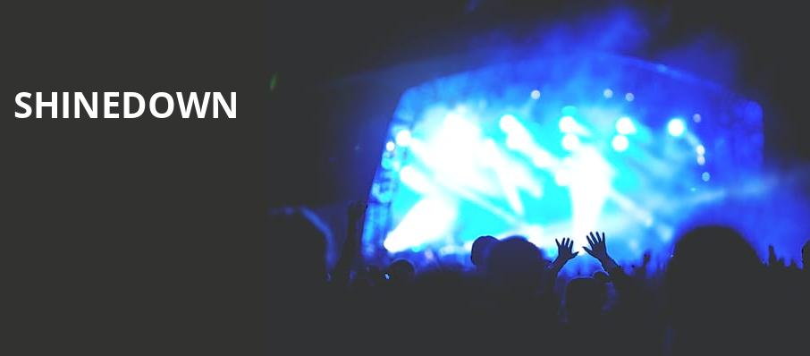 Shinedown, Louisville Waterfront Park, Louisville