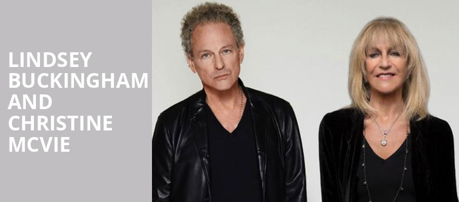 Lindsey Buckingham and Christine McVie, Louisville Palace, Louisville