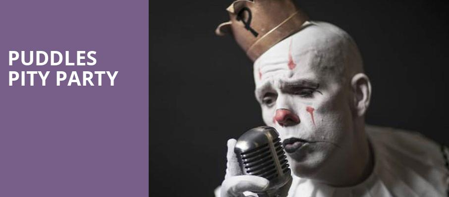 Puddles Pity Party, Bomhard Theatre, Louisville
