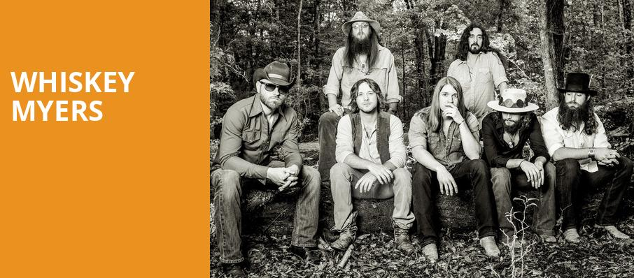 Whiskey Myers, Mercury Ballroom, Louisville