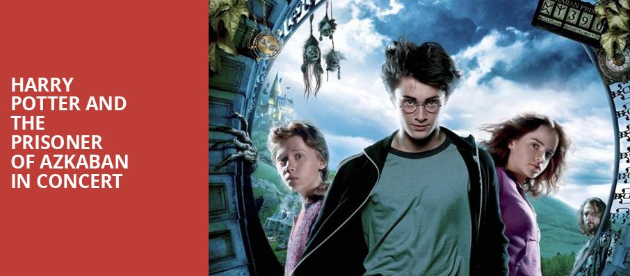 Harry Potter and the Prisoner of Azkaban in Concert, Whitney Hall, Louisville