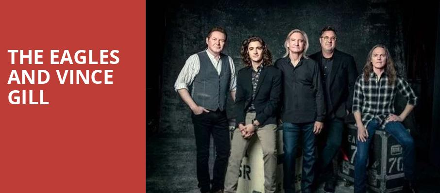 The Eagles and Vince Gill, KFC Yum Center, Louisville