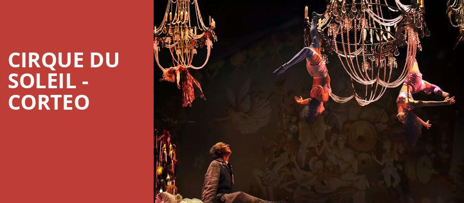 Cirque du Soleil Corteo, KFC Yum Center, Louisville