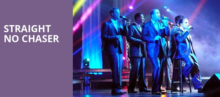 Straight No Chaser, Whitney Hall, Louisville